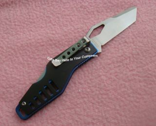 SANRENMU SRM 100 Stainless Steel Folding Knife B 787