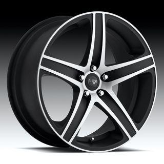 NEW NICHE EURO Giovanna Asanti AMG Rims Wheels Audi Mercedes VW 5x112