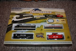 Bachmann HO Scale EZ Track Train Starter Kit