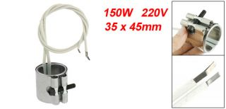 220V 150W 35 x 45mm Heating Element Band Heater for Plastic Injection