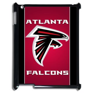 NFL Football Atlanta Falcons iPad 2 Hard Case Plastic Cover Unique