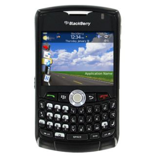 Mint Blackberry Curve 8310 at T Mobile GSM GPS Cell Phone No Contract
