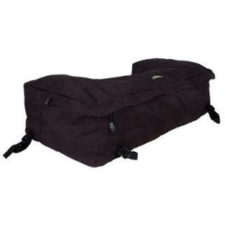 UTILITY ATV Logic Rack Camping Storage Gear BLACK Luggage Bag