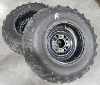 Arctic Cat 500 4x4 454 300 375 400 250 650 ATV Rear Wheels Tires