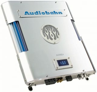 New Audiobahn A2002J 300W 2 CH Car Audio Amplifier Amp 2 Channel 300
