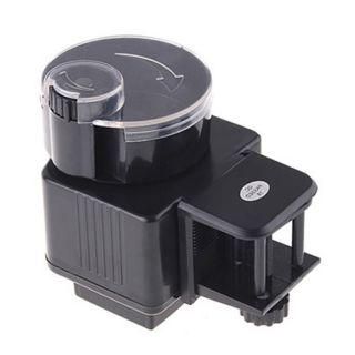 Auto Automatic Aquarium Fish Tank Food Feeder N