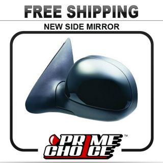 New Manual Driver Side View Mirror Replacement for Ford F150 and F250