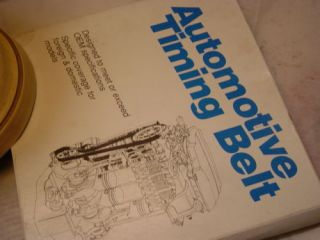Automotive 40191 Engine Timing Belt