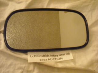 Cadillac Seville Deville Driver Left Auto Dim Side View Outside Mirror
