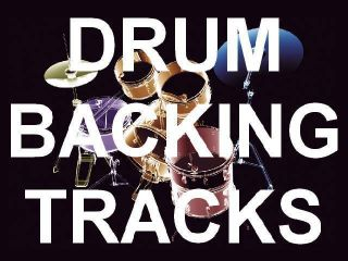 60 Drum Jam Tracks Practice Lessons Guitar Bass Backing