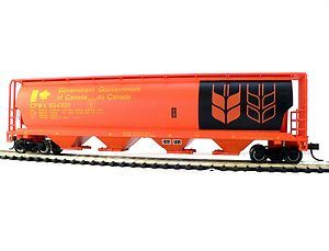 HO SCALE MODEL RAILROAD TRAINS LAYOUT BACHMANN GOVERNMENT OF CANADA