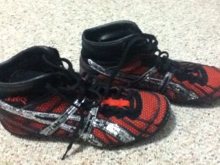 Asic Dan Gable Ultimate Wrestling Shoes 9