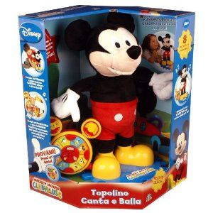 Preziosi GPZ180048 Topolino Canta e Balla Mickey Mouse Raccontastorie