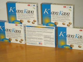 KAVA NATURE ROOT RESTORE SLEEP REST MUSCLE RELAX PAIN RELIEF