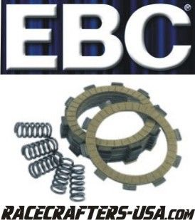 EBC Clutch Kit Plates Springs 1986 87 Honda ATC 125m