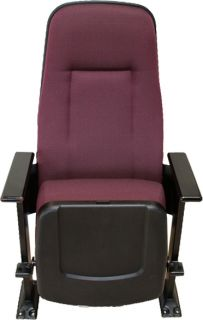 Movie Chair Home Theater Seating Cinema Seat High Back Theatre Chair