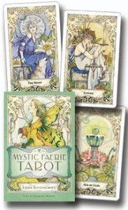 mystic faerie tarot deck