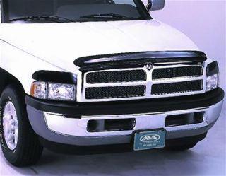 Auto Ventshade 24751 Bug Guard Bugflector II Acrylic Smoke Dodge Nitro