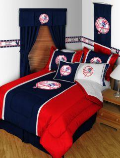 MLB Major League Baseball Comforter and Bedding Kids Room Decor You