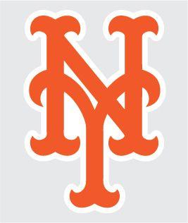 New York Mets Baseball Vinyl Decal NY Car Sticker 4