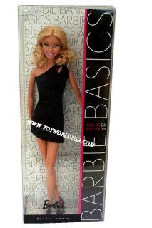 Barbie Basics Little Black Dress Collection 06 Doll