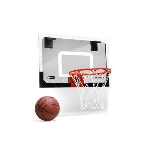 Mini Indoor Wall Mount Basketball Backboard Hoop Basketball System New