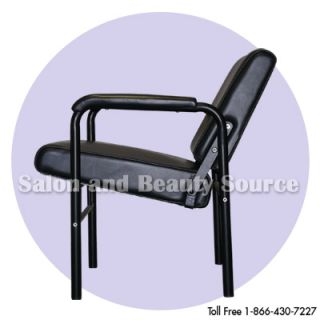sturdy and durable, basic shampoo chair. When the client leans back