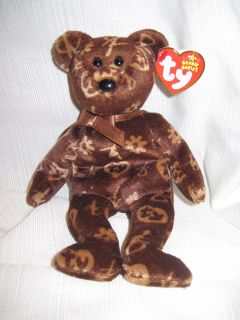 Beanie Babies The Beanie Babies Collection 2006 Signiture Bear
