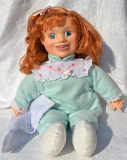 Northern Bath Tissue Doll Advertising Character 1993 James River Corp