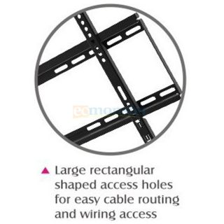 LCD LED Plasma TV Wall Mount Bracket for Toshiba 36 40 45 50 55 60 65