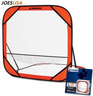 Baseball Soft Toss Pop Up Screen 5X5 Joes USA