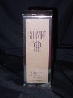 GLOWING JLO Jennifer Lopez Bottle Illuminates 2 5 fl oz Sealed 75 ml