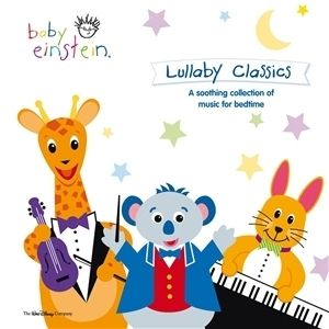 Baby Einstein Lullaby Classics Baby Bach SOOTHING BEDTIME 2 CDs