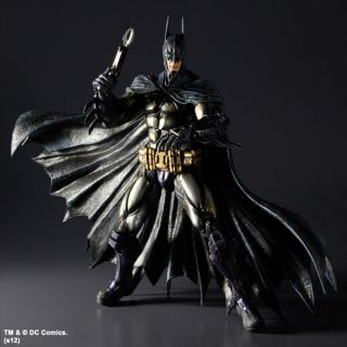 Square Enix Batman Arkham Asylum Play Arts Kai Armored Suit Harley