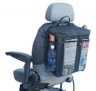 New EZ Access Power Chair Scooter Pack Carry on Organizer EZ0121BK