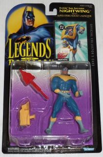 Kenner Legends of Batman Robin Become Nightwing Figure