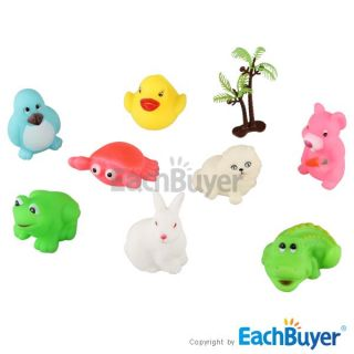 Baby Toddler Infant Kids Bath Float Toy Animals Xmas Present