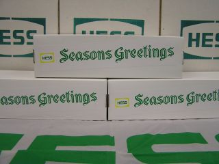 Seasons Greetings Fire Truck Box with Inserts and Battery Card