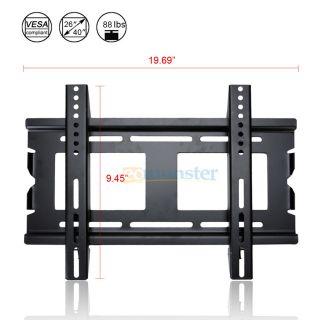 26 40 Flat Panel Screen LCD LED Plasma TV Wall Mount Bracket