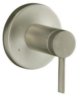 Nickel Watertile Body Spray Shower Set Stillness Trim w Valves