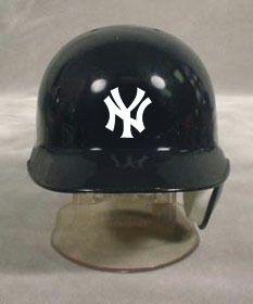 Baseball Helmet Vinyl Sticker Decal Batting Helmet Decal