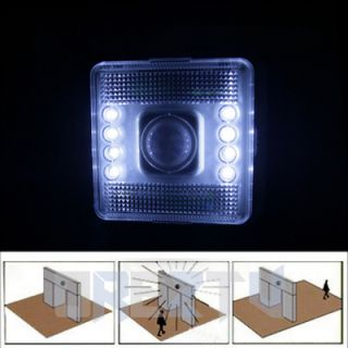 LED Battery Operated IR Infrared Motion Sensor Home Indoor Lighting