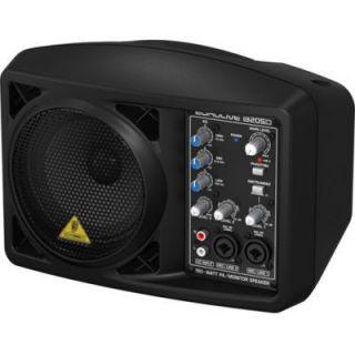 Behringer B205D OLIVE Active 150 Watt PA Monitor Speaker System