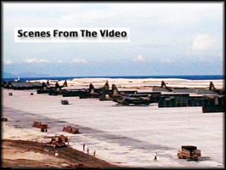 Cam Ranh Bay Air Base Vietnam War DVD