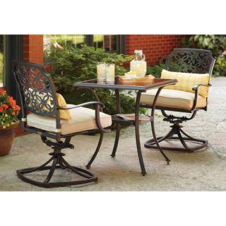 Better Home Garden Furniture Bellerive Park 3 Piece Outdoor Patio