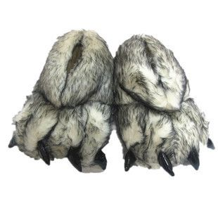 Adult Monster Big foot Snow Bear Animal Claw Paw Animal Men Unisex