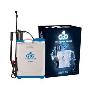 GRO1 Sprayers Hand Pump Spray Bottle Backpack Battery Powered 32 64oz