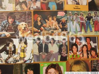 Bay City Rollers   20x PINUP´S collection, NO Poster***