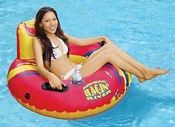 Kwik Tek Airhead Ragin River Pool Beach Lake Float