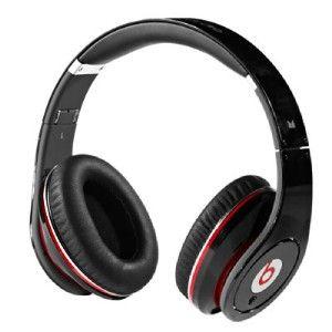 new beats by dr dre black studio headphones